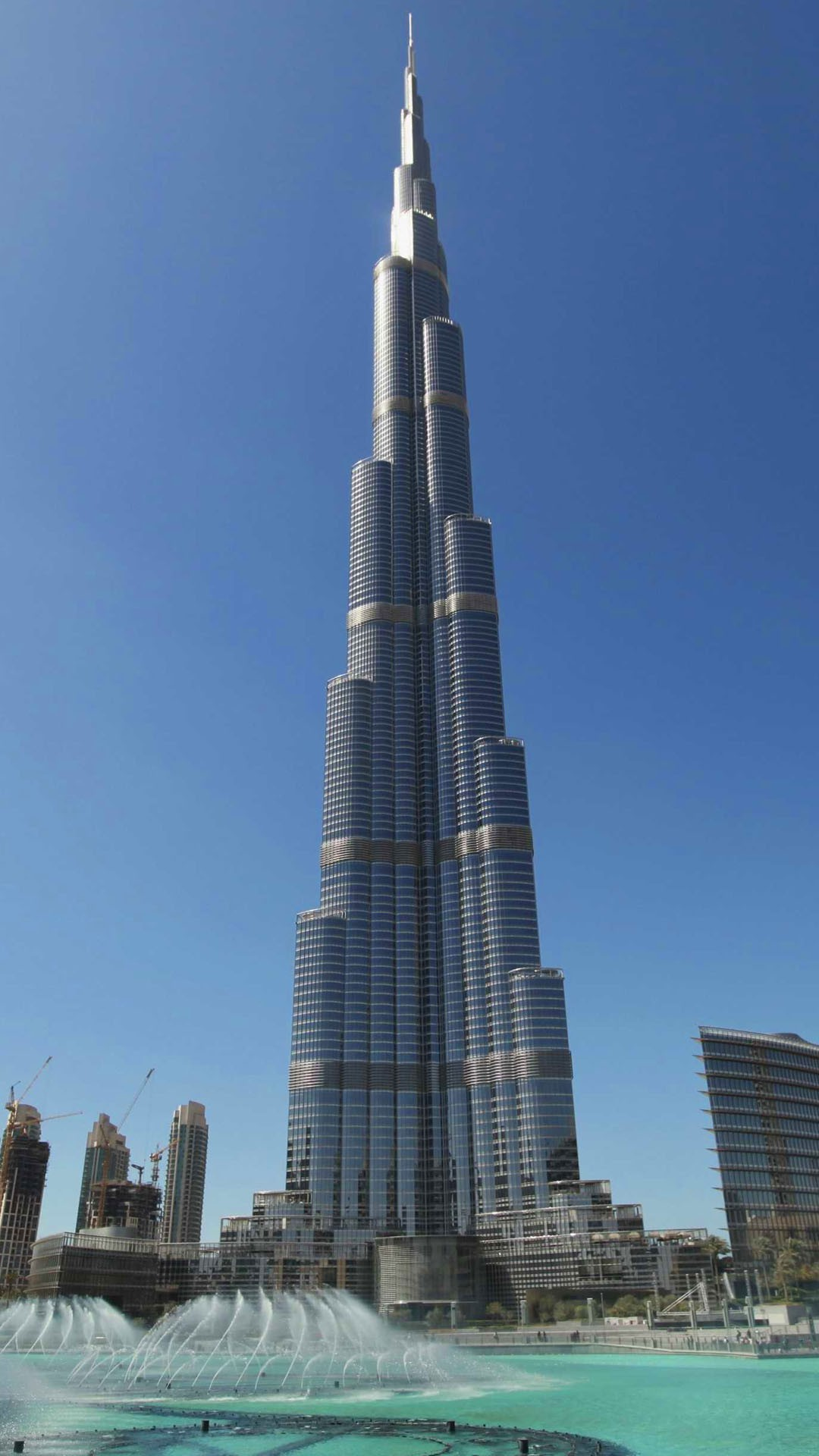 Toppest Mussalla  in the World at <br/>160th Floor, Burj Khalifa.