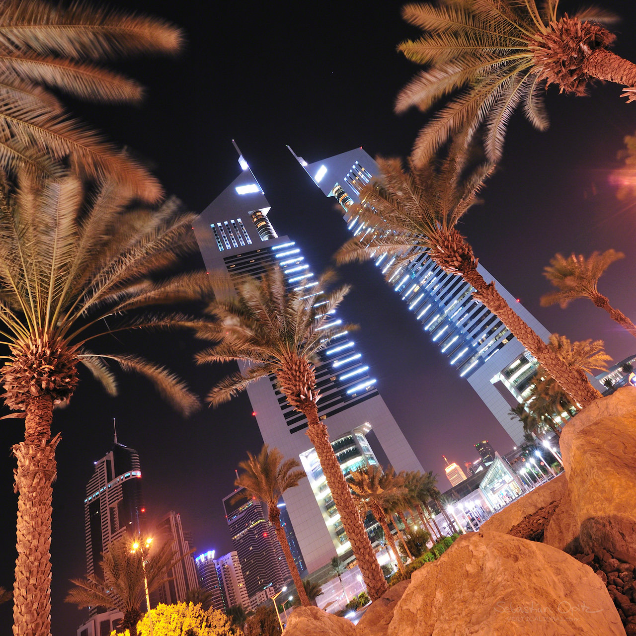 FTV Lounge in Jumeirah<br/> Emirates Towers